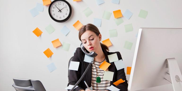 Kênh thông tin số: Làm sao để giảm áp lực công việc mỗi ngày