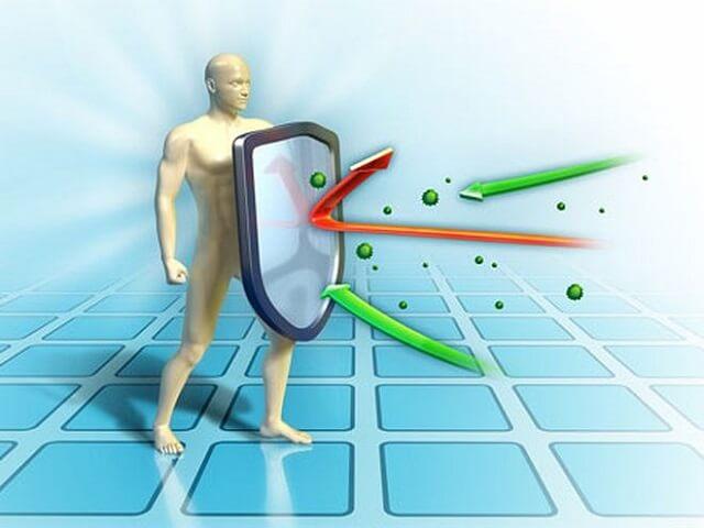 Tăng cường hệ miễn dịch phòng bệnh viêm đường hô hấp