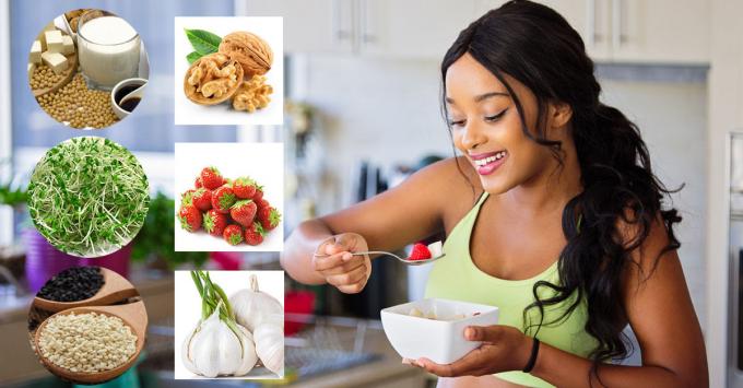 Những loại thực phẩm giúp tăng cường sinh lý nữ hiệu quả
