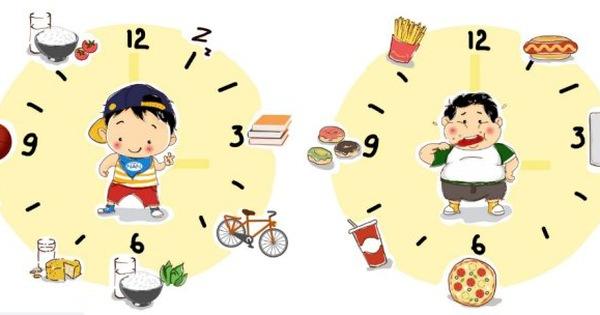 Thừa cân béo phì ở trẻ em và cách phòng tránh - Tuổi Trẻ Online