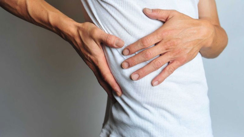 Người mắc bệnh gan nhiễm mỡ có triệu chứng gì