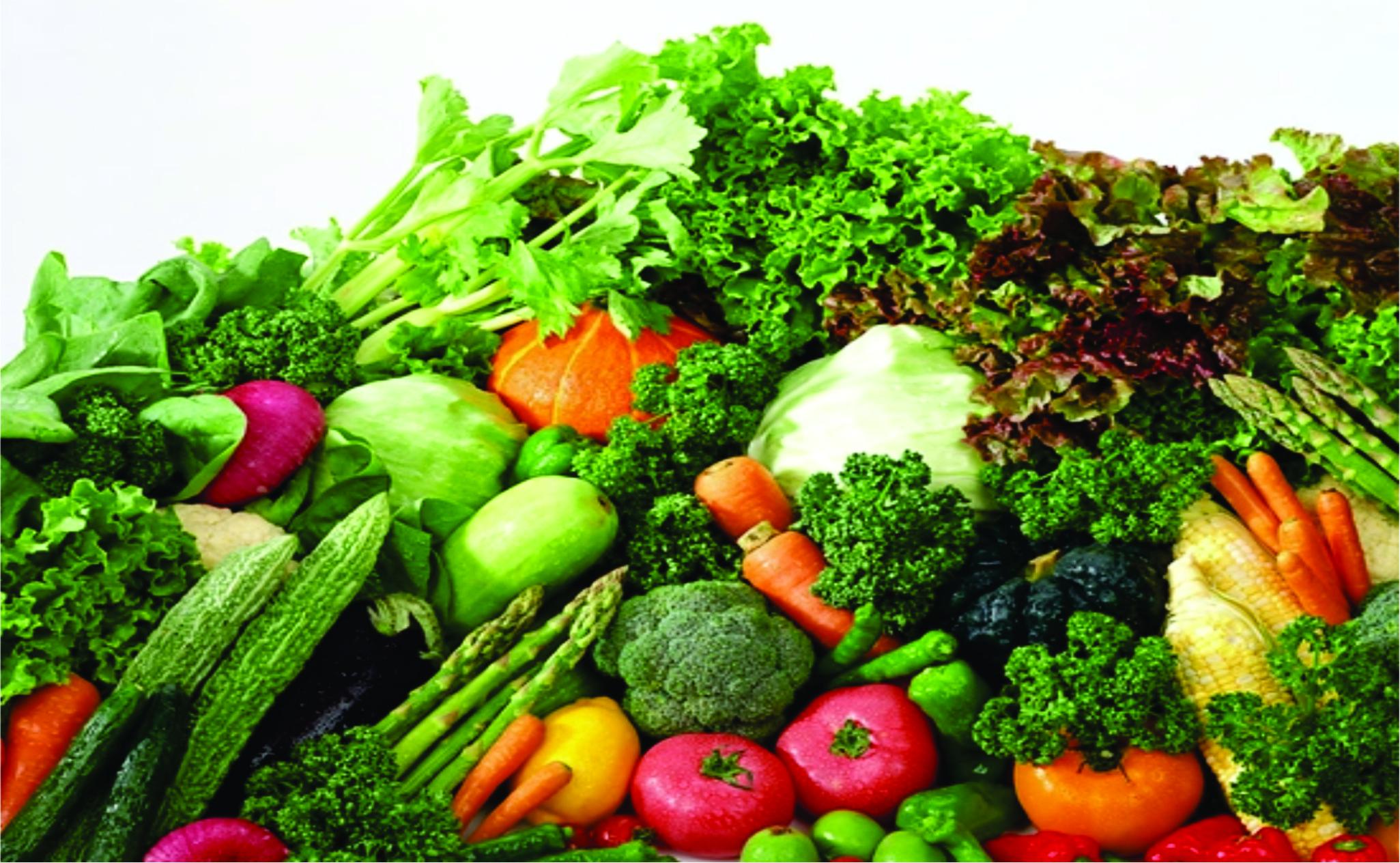 Vai trò của rau và trái cây
