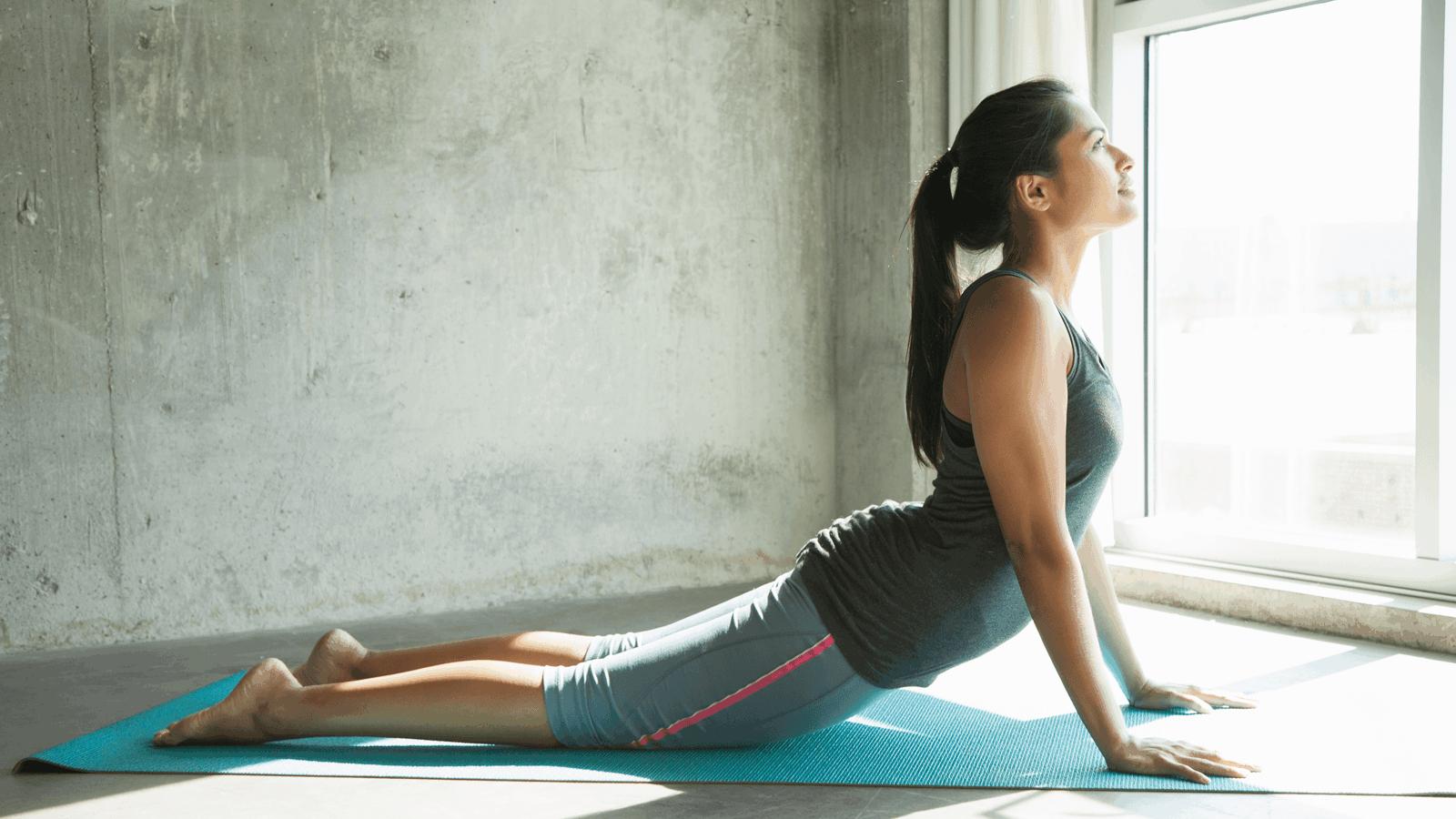 Lợi ích của tập yoga hàng ngày